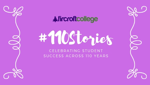 110 Stories Fircroft College